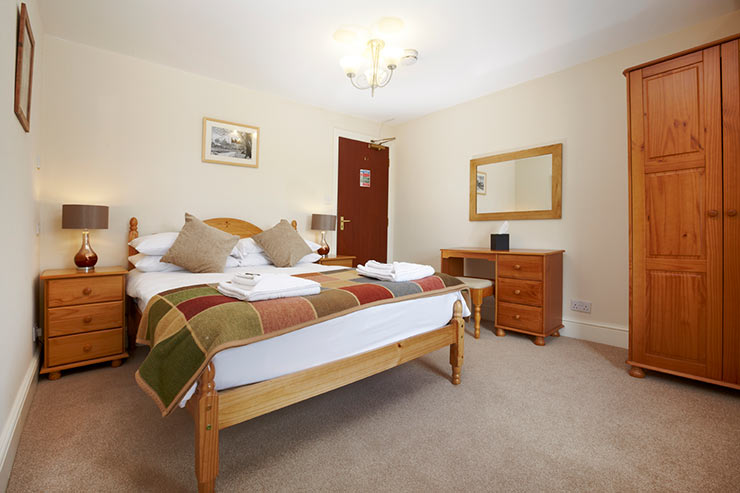 Birdoswald - Double Room