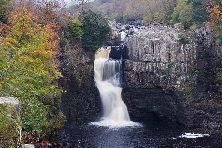 High Force in Teesdale